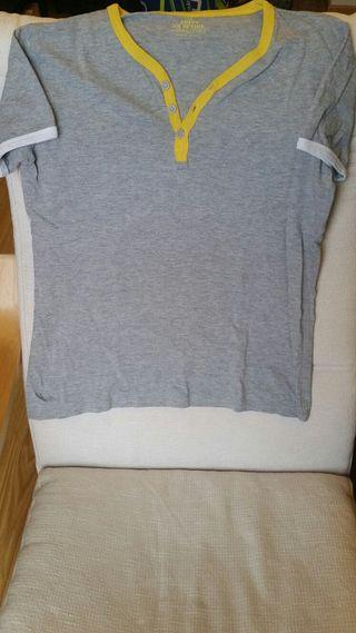 Camisetas caballero chico baratas semi nuevas