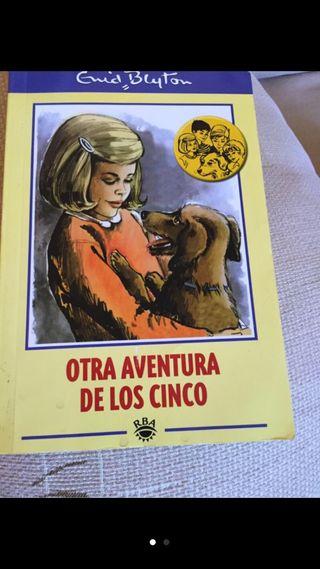 LOS CINCO , Libro