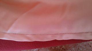 Falda mesa camilla de raso