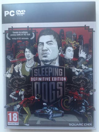 Sleeping Dogs D.E (PC) Nuevo