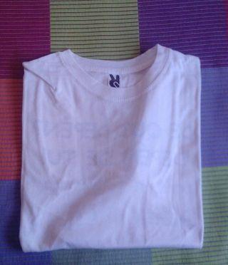 Camiseta deportiva de algodón