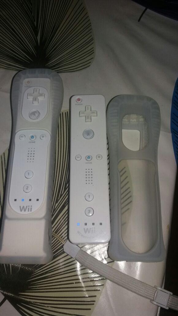 Wii blanca