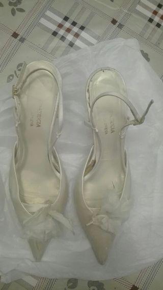 zapatos novia numero 39