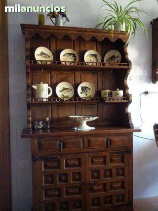 Mueble platero castellano