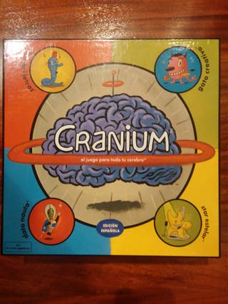 Cranium,juego de mesa