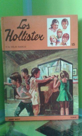 los Hollister - El viejo barco