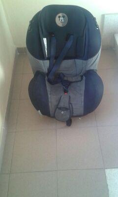 silla portabebés para vehículo coche