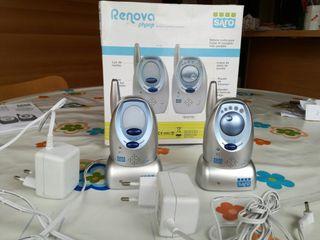 Emisor / receptor portatiles para niños