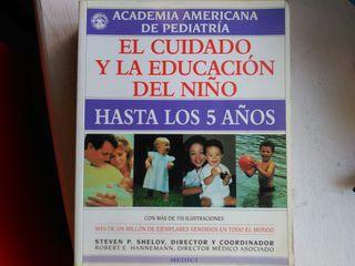 Libro: El cuidado y la educación niño hasta 5 años