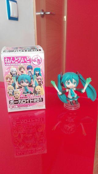 Nendoroid Vocaloid Miku Hatsune