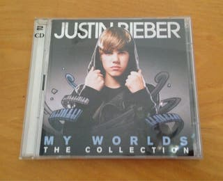 Disco Justin Bieber My Worlds: The Collection (doble CD)