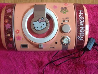 Poste radio hello kitty