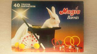 Magia Borrás. Juego de magia