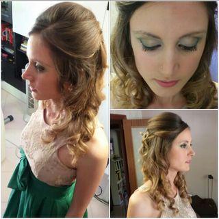 maquilladora peluquera esteticista