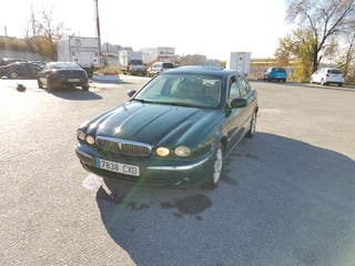 se vende Jaguar X-type 2.0