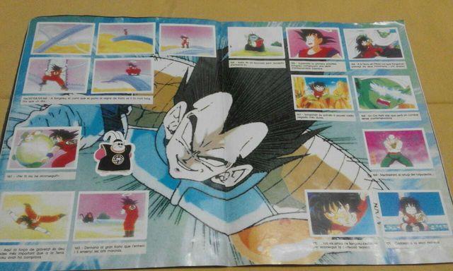 Album completo Dragon Ball Z