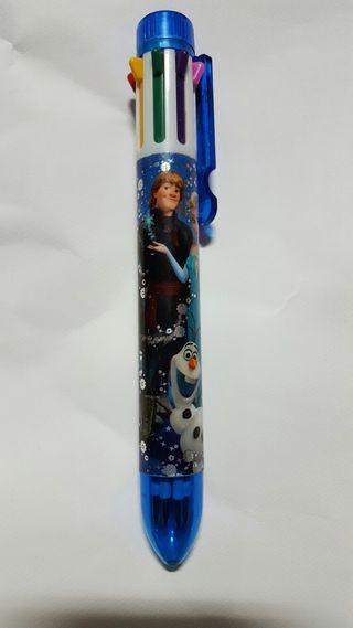Bolígrafo de 8 colores