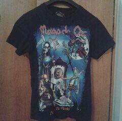 Camiseta Rock. Grupo: Mago de Oz