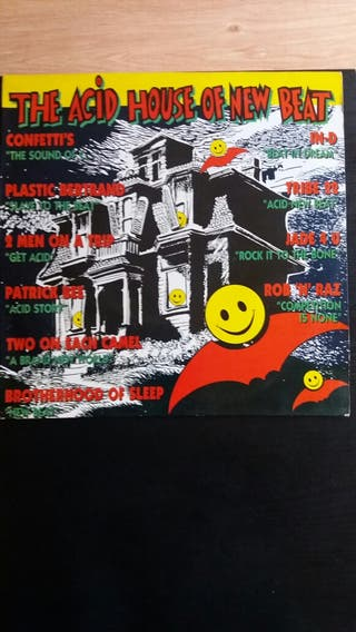 LP. The acid house of new beat.