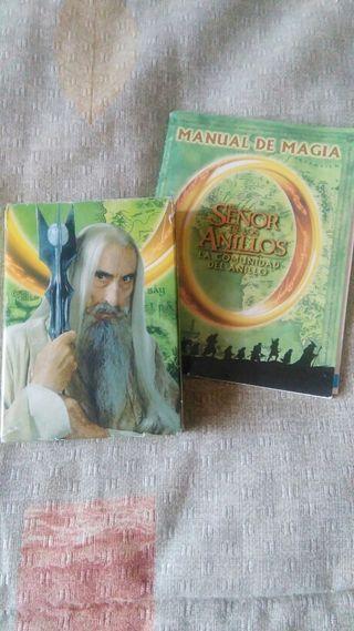 Juego de cartas de magia!!!