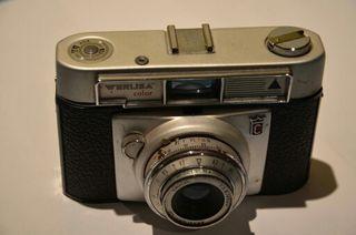 Cámara de fotos colección Werlisacolor