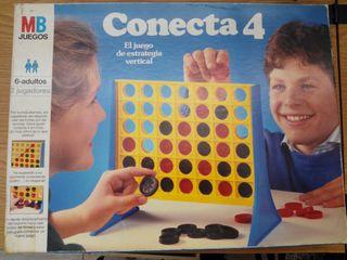 URGE Conecta4/cuatro en raya