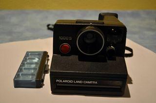 Cámara fotos antigua Polaroid