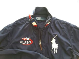 chaqueta ralph lauren us open original S poco uso