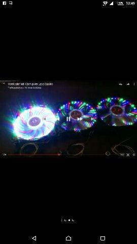 Ventiladores pc wpm 4 efectos
