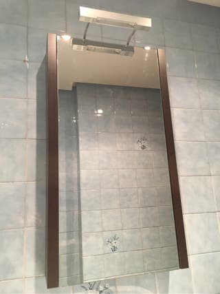 Mueble baño Salgar