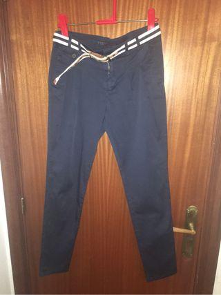 Pantalones zara