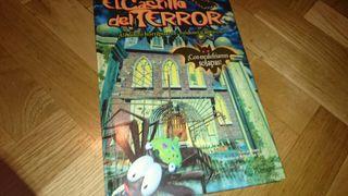 libro con solapas El Castillo Del Terror
