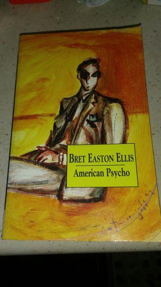 American Psycho de Bret Easton.