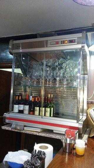 vitrina frigorifico