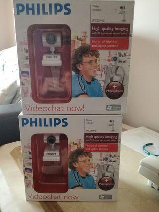 Webcam philips