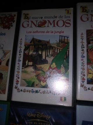 VHS los GNomos