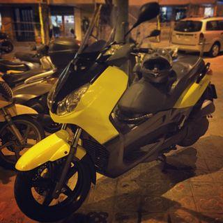 Moto yamaha xmax