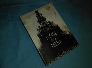 """Libro """"La casa de la torre"""""""