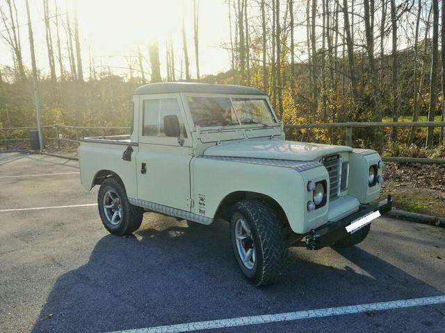 Land Rover 88 Especial De Segunda Mano Por 15 000 En Vidreres En