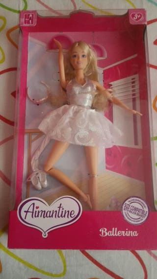 Muñeca bailarina a estrenar