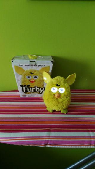 Furby está nuevo
