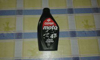 Aceite moto