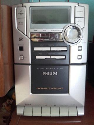Minicadena Philips