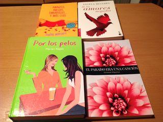 Lote De 3 Novelas