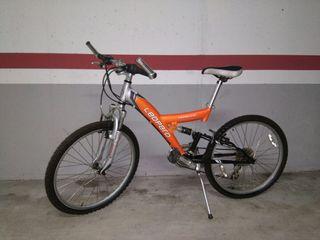 Bicicleta Leopard rueda 24
