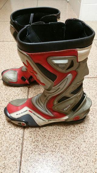 botas de moto xpd