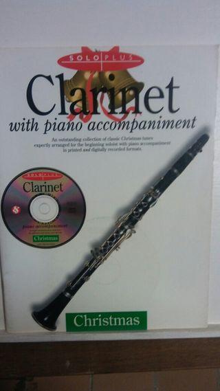 CLARINETE ( CHRISTMAS ) CON CD. )