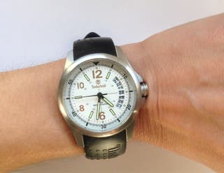 Reloj Timberland correa caucho