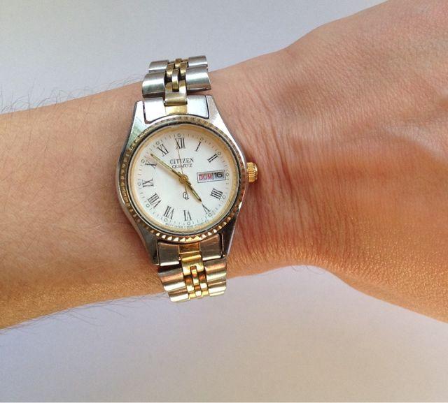 e0ca578025ae Reloj Citizen mujer de segunda mano por 200 € en Madrid en WALLAPOP