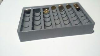 Organizador de pesetas
